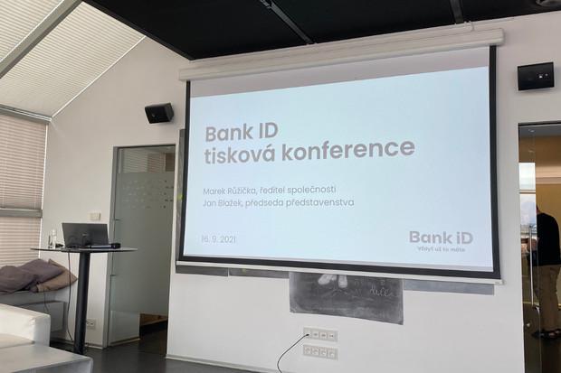 Služba BankID SIGN garantuje totožnost osoby, která podepíše jakýkoliv dokument