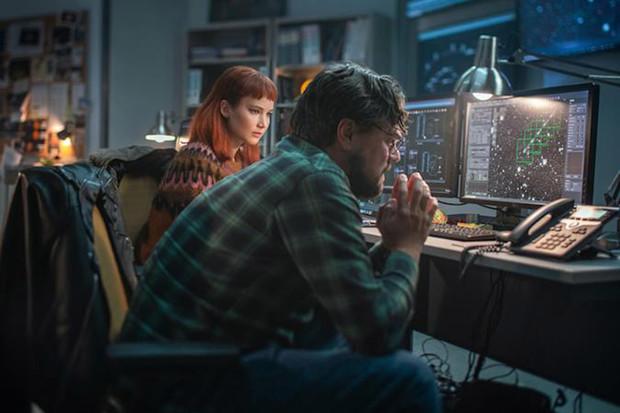Netflix na Štědrý den vydá sci-fi komedii s hvězdným obsazením