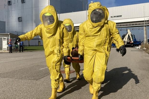 Jaderná havárie v ČR? Podívejte se, jak se na ni připravují nejpovolanější