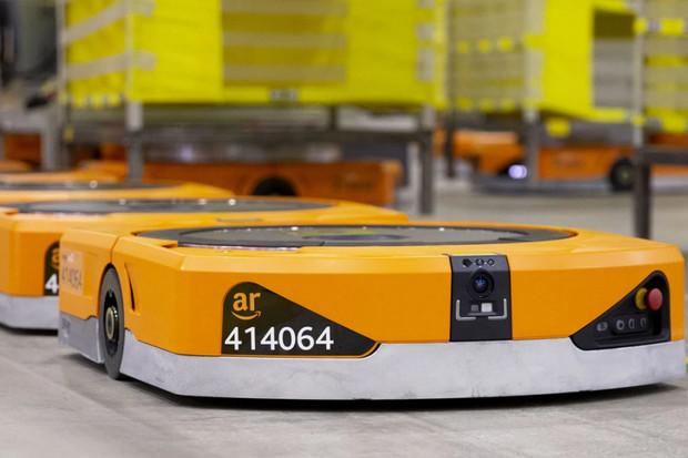 Amazon vybuduje na Olomoucku obrovské robotické distribuční centrum