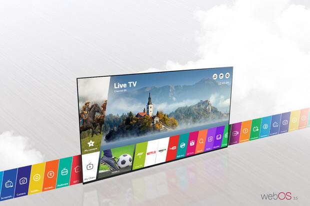 Prostředí webOS 3.5 od LG: špička mezi dnešními chytrými TV