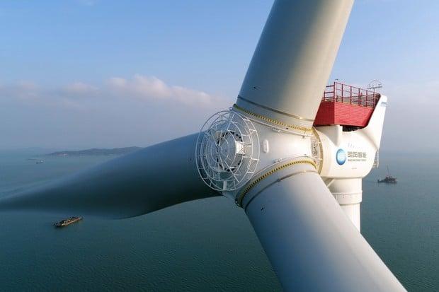 V Číně vyroste největší větrná turbína na světě. Nabídne ohromující výkon