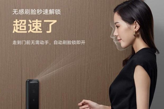 Nový chytrý zámek od Xiaomi bude odemykat podle obličeje