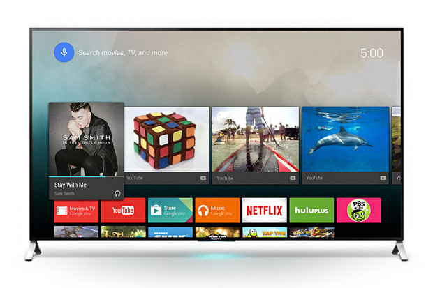 Android TV 10 by mohl být hotový do konce roku