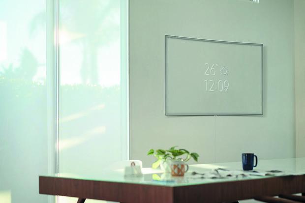 Samsung v New Yorku odhalil nové QLED televizory, které splynou s interiérem