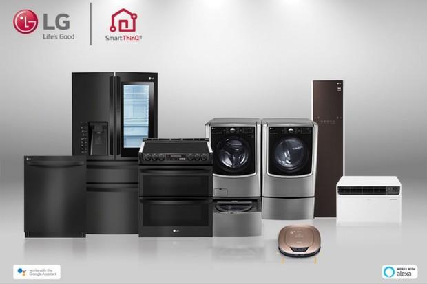 """LG prezentuje vizi chytré domácnosti ThinQ Home. Co vše lze vyřídit """"chytře""""?"""