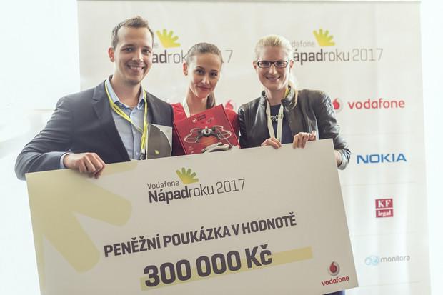 Hledá se český nápad roku. Odměna je 300 tisíc korun!