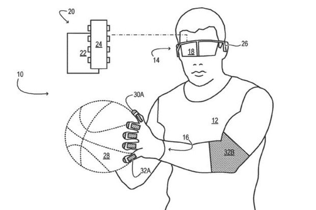 Microsoft pracuje na tom, aby držení virtuálních předmětů působilo uvěřitelněji