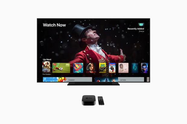 Apple vypustil nový tvOS 12, již jej můžete stahovat do Apple TV