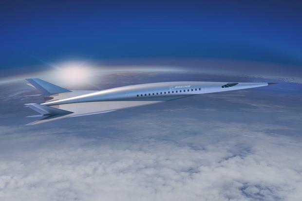 Boeing oznámil vývoj letadla, které přeletí Atlantik za dvě hodiny. Teoreticky