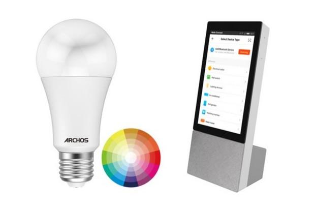 Archos představuje aplikaci, pomocí které lze hlasově ovládat celou domácnost