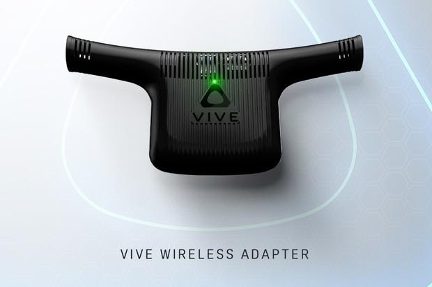 Předprodej bezdrátového modulu pro HTC Vive začne již brzy. Cena není nízká