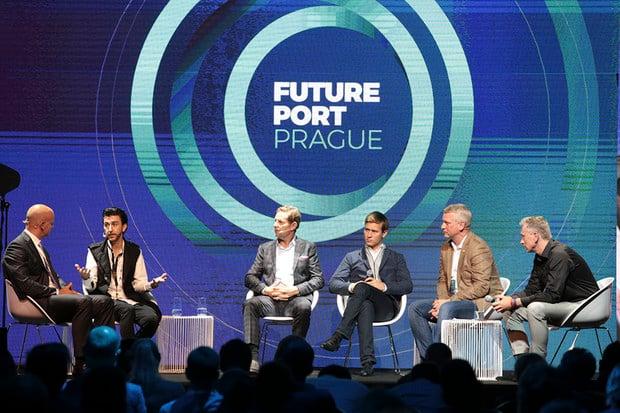 Future Port Prague je opět tady! Přinese desítky inovací a technologických novinek