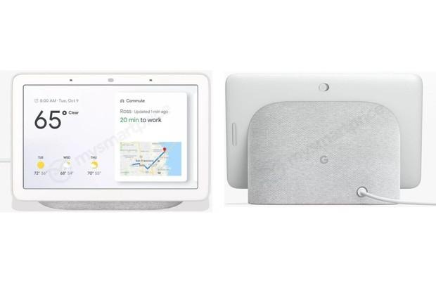 Google chystá svůj vlastní chytrý displej. Představí se v říjnu