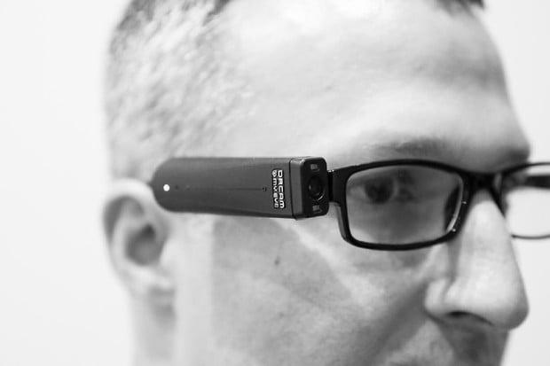 Brýle pro nevidomé OrCam MyEye 2.0