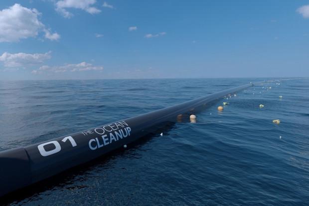Siemens hledá cesty, jak vyčistit oceány od plastového odpadu