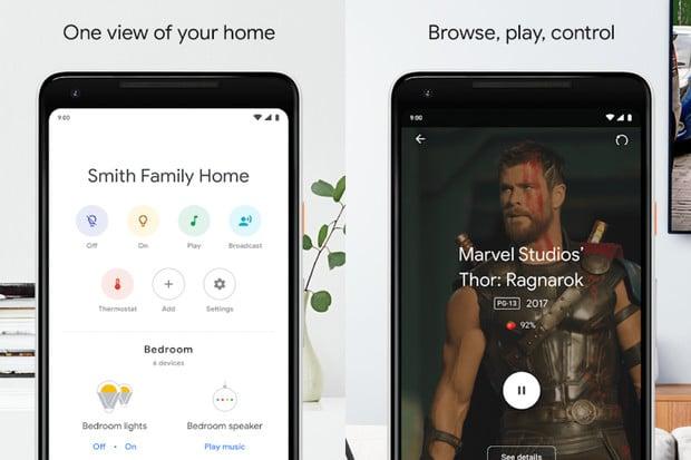 Můj dům, můj hrad. Co všechno umí aplikace Google Home?
