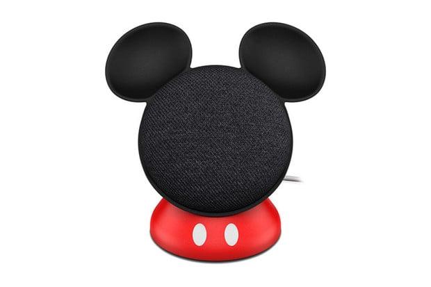 Proměňte fádní Google Home Mini na roztomilého Mickey Mouse