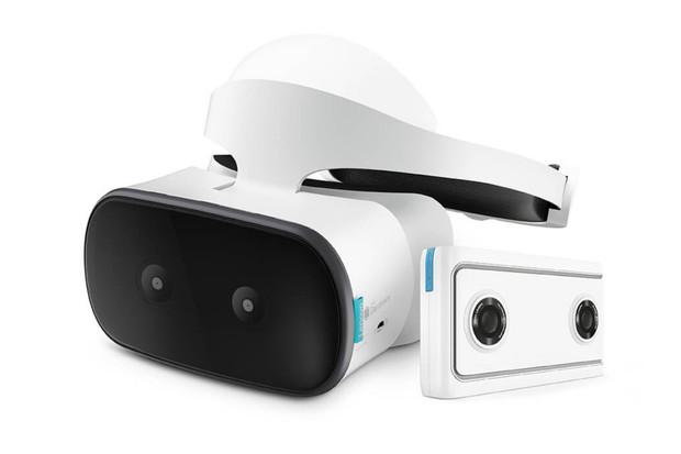 Lenovo uzavřelo licenční smlouvu se Sony. Vypůjčí si design brýlí PlayStation VR