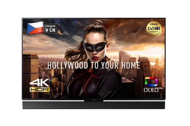 4K televize od Panasonicu můžete nově ovládat skrze Alexu i Google Asistenta