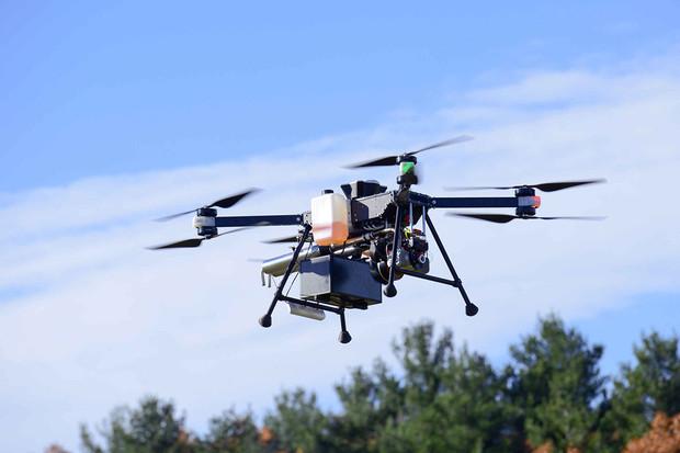 Trh s drony má do roku 2026 dosáhnout objemu 22,1 miliard USD. Hyundai chce být u toho