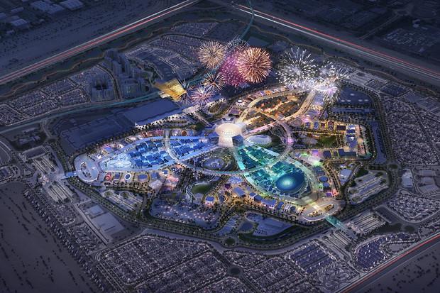 Siemens a Expo 2020 Dubaj vytvářejí inteligentní město budoucnosti