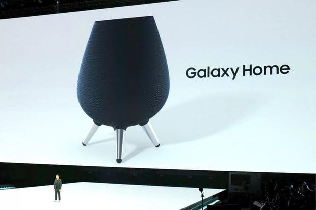 Samsung pracuje na cenově dostupném reproduktoru s podporou asistenta Bixby