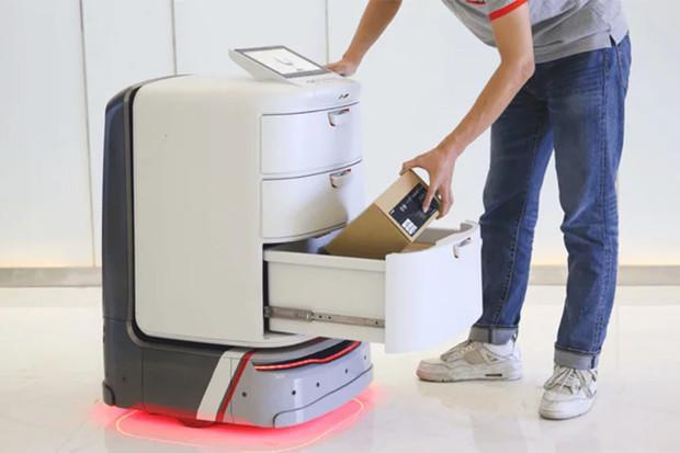 Segway představí autonomního doručovacího robota Loomo Delivery