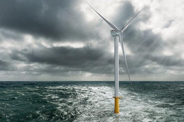 Siemens uvádí na trh novou, o 30 % účinnější větrnou elektrárnu