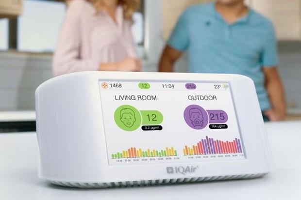 AirVisual Pro za vás ohlídá kvalitu ovzduší