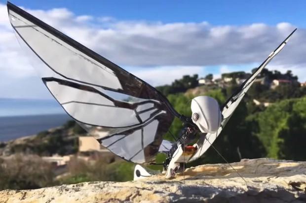 Drony vás už nebaví? Vyzkoušejte MetaFly, unikátní létající hmyz z Kickstarteru