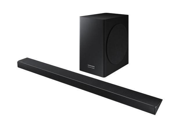 Samsung představil dva soundbary, které mění ekvalizér podle dění na obrazovce