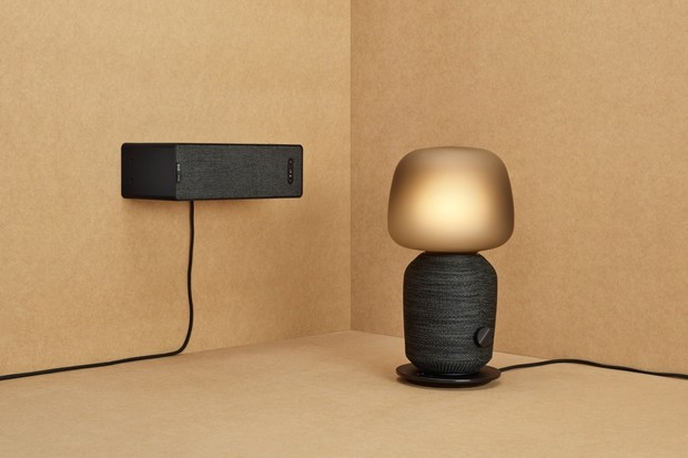 Společnosti IKEA a Sonos si novým způsobem posvítily na zvuk
