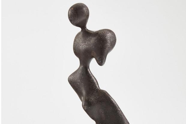 Počítač navrhl sochu a pak posloužil jako materiál k její výrobě