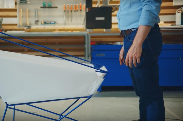 Ford má nákupní vozík, který šetří nervy při nakupování