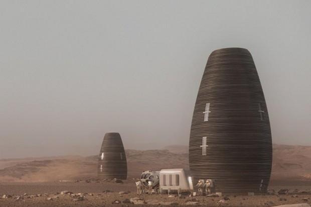 Už se ví, v čem budeme bydlet na Marsu
