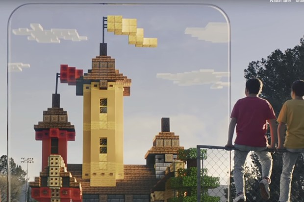 Svět bude plný kostiček. Microsoft ohlásil Minecraft Earth