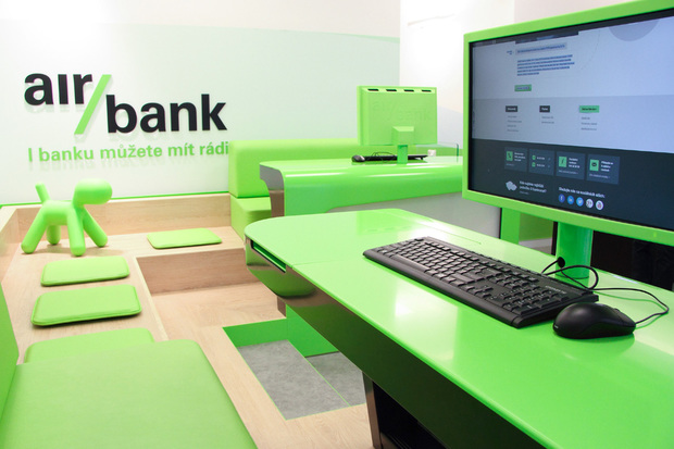 Air Bank dnes spustila Google Pay, Garmin Pay a Fitbit Pay