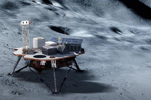 NASA prozradila jaké soukromé společnosti s ní poletí na Měsíc