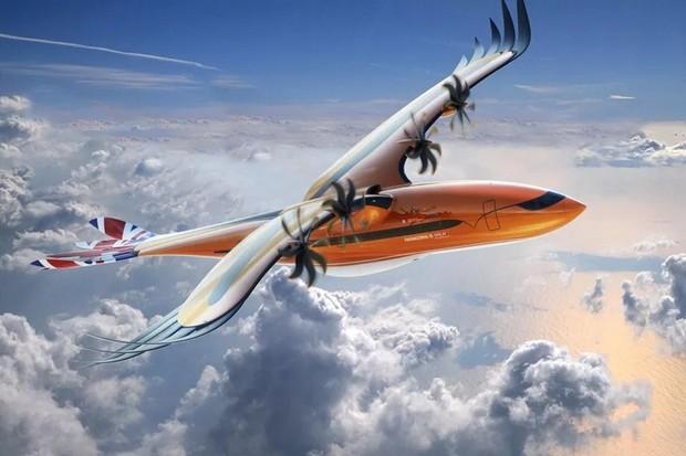 Jak budou vypadat letadla v budoucnu? Airbus ukázal svůj koncept