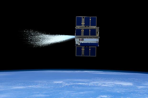 NASA má satelity na parní pohon, které si spolu ve vesmíru povídají
