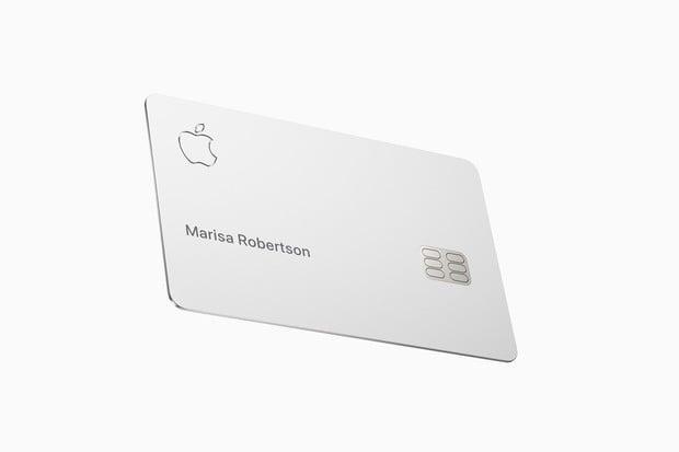 Nová kreditní karta Applu je velmi citlivá, v peněžence byste ji nosit neměli