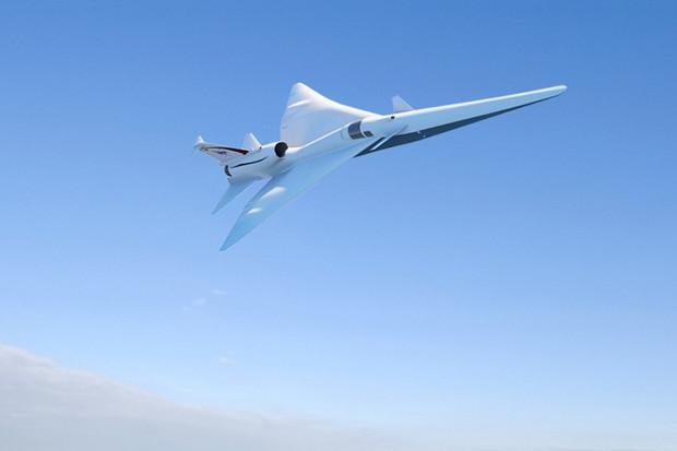 NASA testuje virtuální kokpit pro nadzvukové letadlo X-59