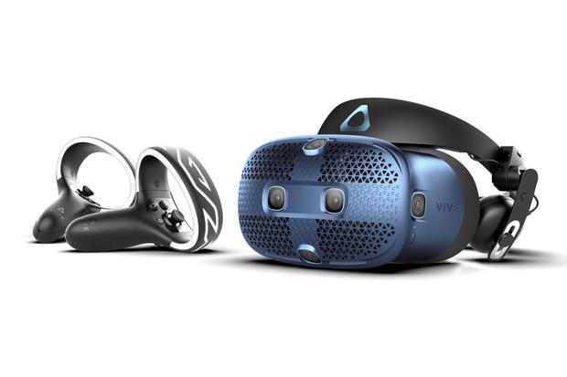 HTC Vive Cosmos slibuje novou generaci virtuální reality