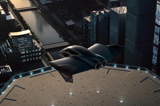 Boeing a Porsche se pouštějí do vývoje elektrického létajícího auta