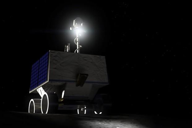 VIPER bude na Měsíci hledat vodu