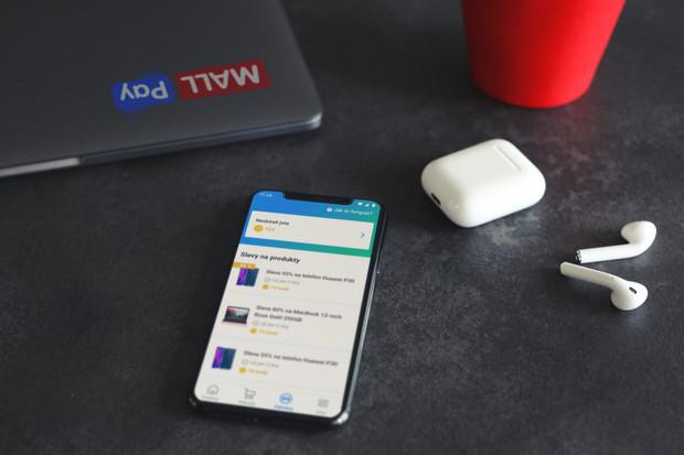 Platební služba MALL Pay představila novou mobilní aplikaci