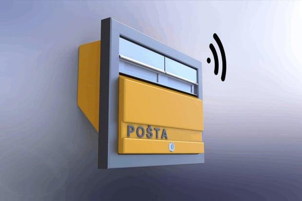Chytré poštovní schránky míří do českých domácností