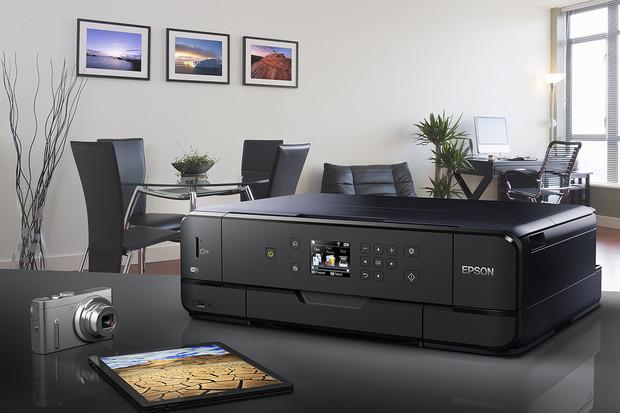Vyhrajte profesionální tiskárnu Epson s podporou bezdrátového tisku