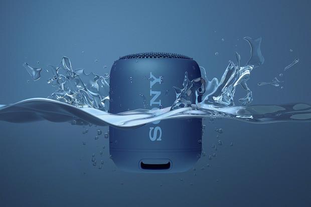 Soutěžte o bezdrátový reproduktor Sony SRS-XB12